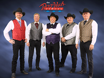 Promotional image for Crossroad Country Live Music Showcase The Doo-Wah Riders At 8:00Pm