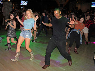 Promotional image for Line Dance Thursday