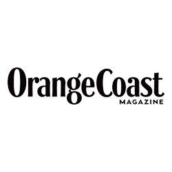 Orange Coast Magazine logo with link to their August 2016 article about the delicious Panna Cotta at The RANCH.